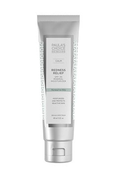 Calm Redness Relief Mineral Moisturizer SPF 30 - for normal to oily skin