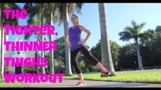 exercise for hips and thighs - YouTube