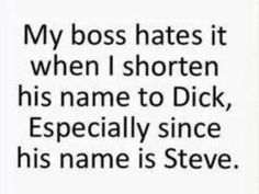 48 Best Work office boss funny images | Haha, Too funny, Frases