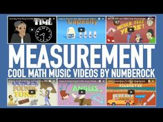 Measurement Songs For Kids | Fun Math Videos For Elementary