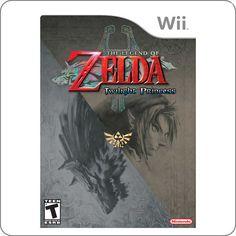 Wii The Legend Of Zelda Twilight Princess R$104.90