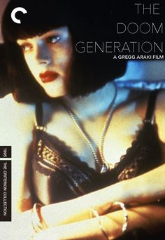 The Doom Generation (1995).   Fake Criterion Blu Ray cover