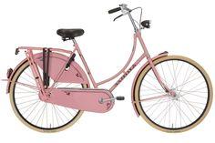 Gazelle Basic Oma Pink Bike $1000