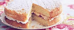 Clasic Genoese Sponge from Fiona Cairns