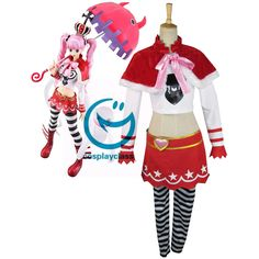 One Piece Ghost Princess Perona Two Years Ago Cosplay Costume  #OnePiece #Perona #Cosplay #Costume