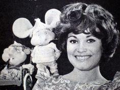Topo Gigio e Regina Duarte
