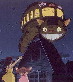 Os Melhores #Animes Para Passar O Estresse http://wnli.st/1LsaQrg #Totoro…