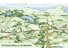 The Cavendish World of Lucy Maud Montgomery