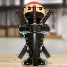 Porte-Couteaux Ninja : Kas Design, Distributeur de Produits Originaux