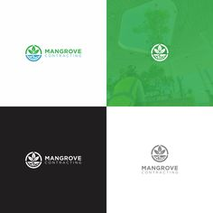 Mangrove (Mangrove Contracting) - Save The Planet, Make A Logo (For A Sustainable Builder) Construction, Sustainable Design, Building -- target audience would be affluent home owners and small businesses...
