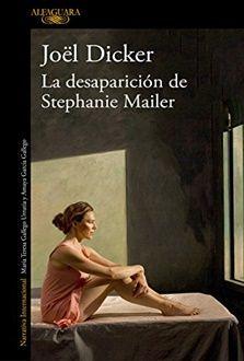 Libro La desaparición de Stephanie Mailer (PDF - ePub)