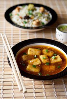 Paneer Manchurian, How to make Paneer Manchurian Recipe