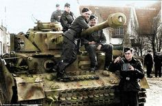 SS-Panzer Division Hitlerjugend of the Waffen-SS.