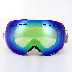 GSOU SNOW Professional Ski Glasses double anti-fog UV large spherical Unisex Goggles - Model 3 -- Awesome products selected by Anna Churchill