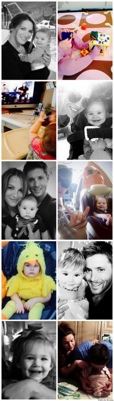 The Ackles Family 2013 - 2014 edit by Krista