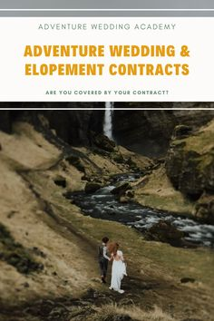 Did you know that a standard wedding photography contract probably isn't covering you to shoot adventure weddings and elopements?  Find out what you should have in your contract if you're shooting elopements in adventurous locations. Wedding Photography Contract, Photography Business, Elopements, Natural Disasters, Physical Activities, Wedding Planning, Posts, Weddings, Adventure