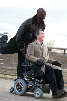 Intouchables - HUMOR. Als je wilt lachen moet je deze film kijken. Over echte vriendschap. Respect en elkaar in de waarde laten.