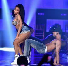 Nessa: Pic exposing Nicki Minaj's 'fake' booty goes viral! | Nessa on iHeartRadio