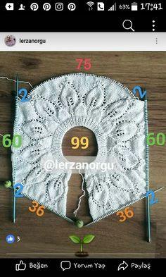 Granny Style Crochet For Kids Knit Crochet Baby Dress Crochet Earrings Baby Kids Knit Patterns Coast Coats Knitted Baby Baby Knitting Patterns, Knitting Charts, Knitting Stitches, Free Knitting, Crochet For Kids, Crochet Baby, Knit Crochet, Knitted Baby, Diy Crafts Crochet