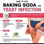 5 Simple Ways to Get Rid of Yeast Infection Fast with Baking Soda #yeastinfection
