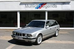 BMW E34 M5 Touring | thecoolcars.nl