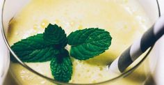 Paleo Pineapple Smoothie, A Vitamin C Breakfast Boost
