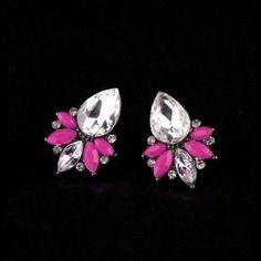 Shourouk Double leafs earrings ifD5a