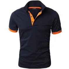 Mens Casual Slim Fit Polo T-Shirts Basic Designed of Various Styles Mens Attire, Mens Suits, Hv Polo, Giraffe Shirt, Slim Fit Polo, Polo T Shirts, Shirt Designs, Men Casual, Menswear