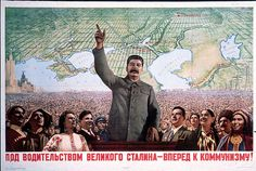 """This is one of the pro-Stalin propaganda. During Stalin gathered lots of supporters in Soviet Union, and people trust him as the """"man of people"""". Due to this trust, Stalin began trusting only himself, and started the Great Purges. Bolshevik Revolution, Ww2 Propaganda, Individual Rights, Joseph Stalin, Soviet Union, Medium Art, Funny People, Funny Kids, Funny Posts"""