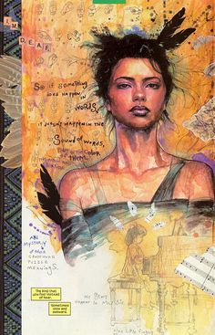 daemon i think you would really like david mack...his work is beautiful and mixed media. i hope we still have his comic.. if not...we need it.