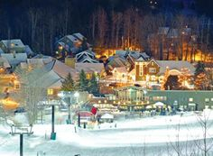 Crystal Mountain Ski Resort, Michigan. literally one of my favorite places in the world