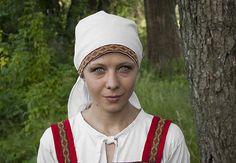 Médiéval Slave couvre-chef écharpe Viking coiffe médiévale Medieval Costume, Viking Woman, Kerchief, Skyrim, Vikings, Costumes, Etsy, Trending Outfits, Unique Jewelry