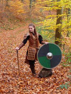 Rüstung / Armor / Cosplay  Lagertha Vikings Brunhild
