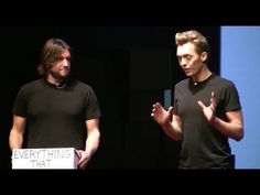 A rich life with less stuff | The Minimalists | TEDxWhitefish - YouTube