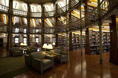 Library at Lehigh University in Pennsylvania