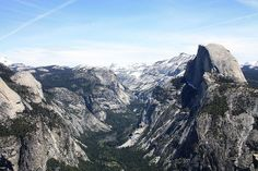 Yosemite Valley from Glacier Point - Flickr - Photo Sharing!