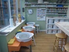 Brenda's Pottery Shed - Pottery Studion in Bristol, Bradley Stoke