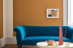 Home Design Decor, House Design, Interior Design, Home Decor, Paint Companies, Sofa, Couch, Sweet Home, House Colors