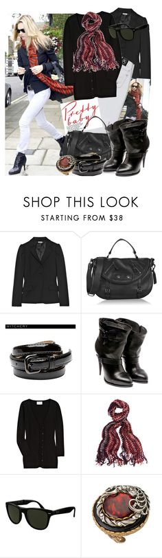 """""""Pretty Baby Feat. Kate Moss"""" by sourcat ❤ liked on Polyvore featuring Tema, Miu Miu, Rock & Republic, Alexander McQueen, Givenchy, Crumpet, Ray-Ban and Ollipop"""