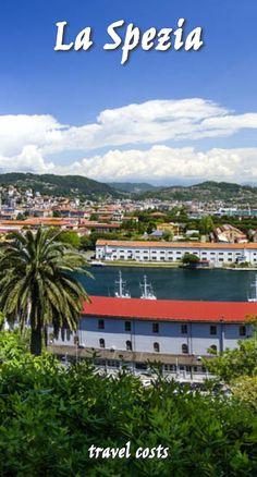 Travel costs for La Spezia