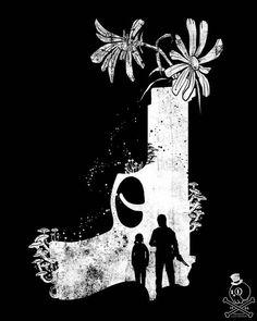 Last of Us T-Shirt design