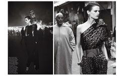 SULTANE: SASKIA DE BRAUW BY GLEN LUCHFORD FOR VOGUE PARIS MAY 2013