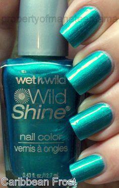 Wet N Wild Wild Shine - Caribbean Frost