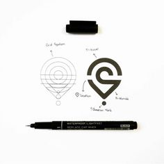1,373 отметок «Нравится», 9 комментариев — Learn Logo Design (@learnlogodesign) в Instagram: «Follow us  @learnlogodesign travelstumble by @acreative.id - ➡️ logocore.com/learnlogodesign -…»