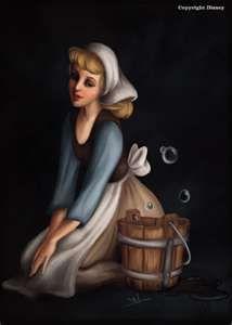 Vintage Disney - Cinderella