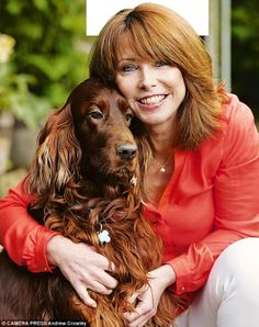 UK: Give police dogs a pension! A heartfelt plea from dog-loving Sky News anchor Kay Burley in an open letter to the Home Secretary.