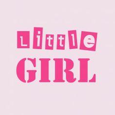 Baby t-shirt baby roze | Little girl