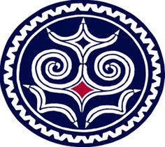 Logo of the Foundation for Research and Promotion of Ainu Culture