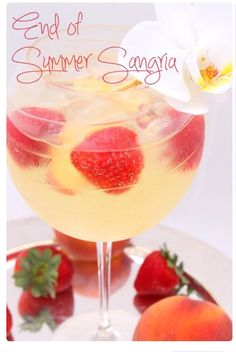Can't believe I didn't invent this: Summer Sangria