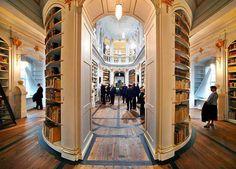 Biblioteca Anna Amalia, na Alemania